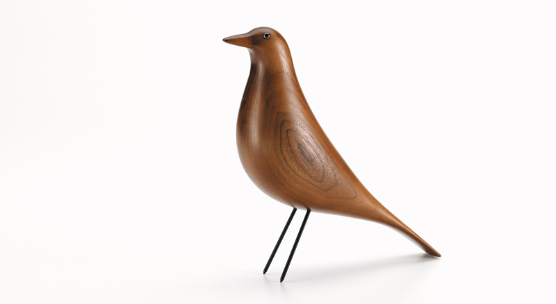 Птичка Eames House Bird