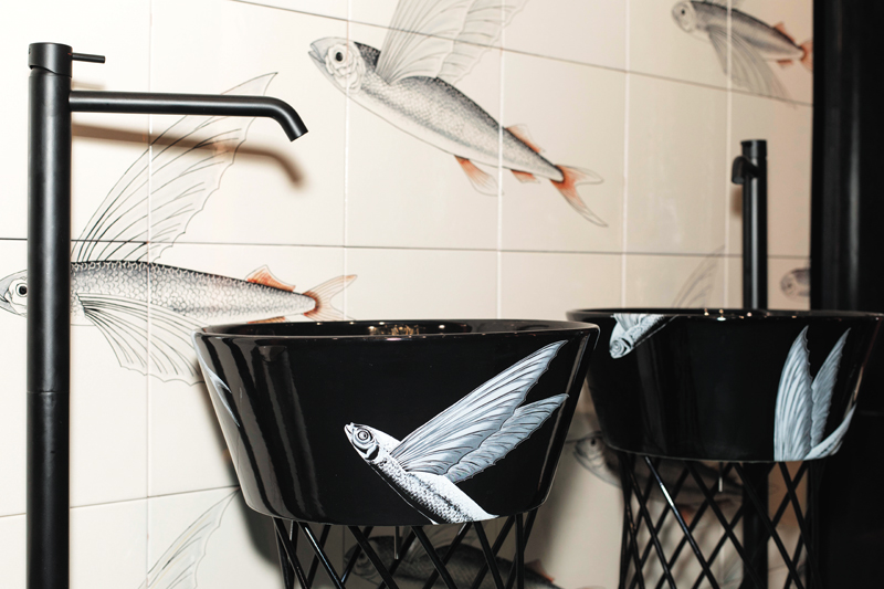 FLYING FISH collection