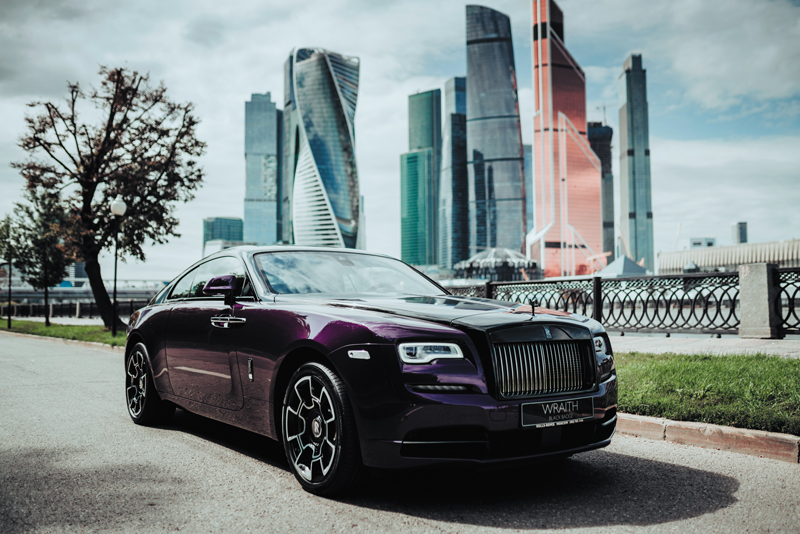 Rolls-Royce «Black&Bright»