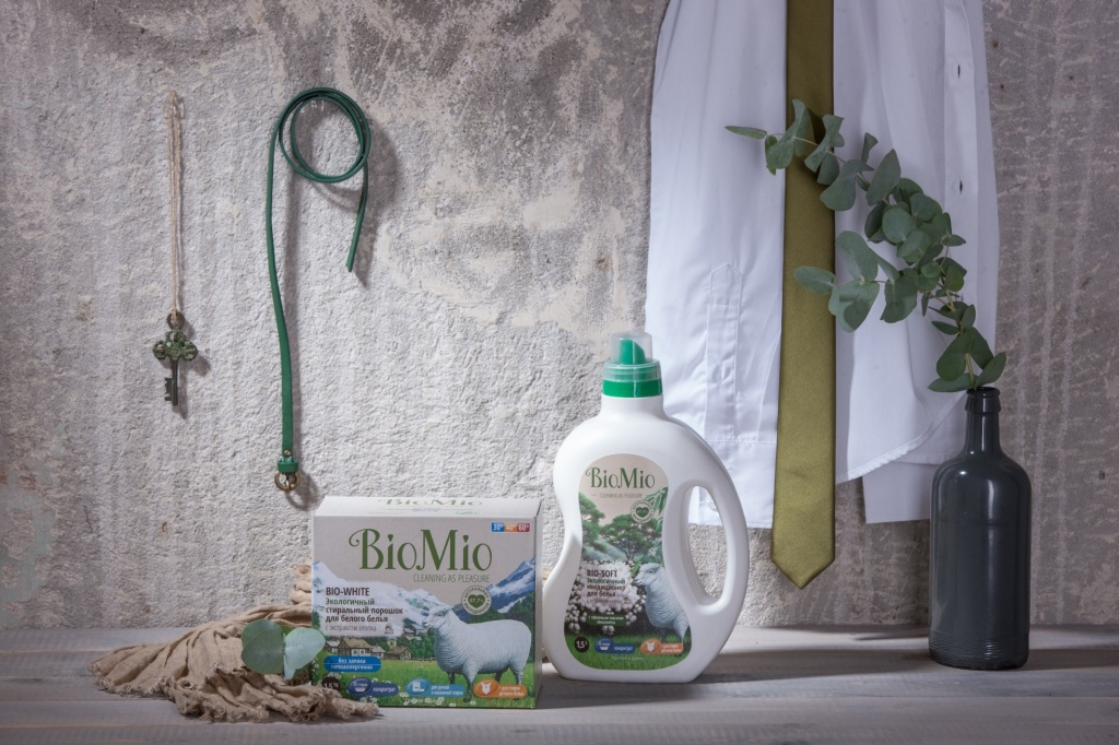 BioMio White Soft